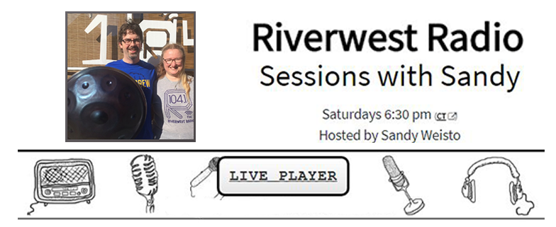Riverwest Radio Sessions with Sandy
